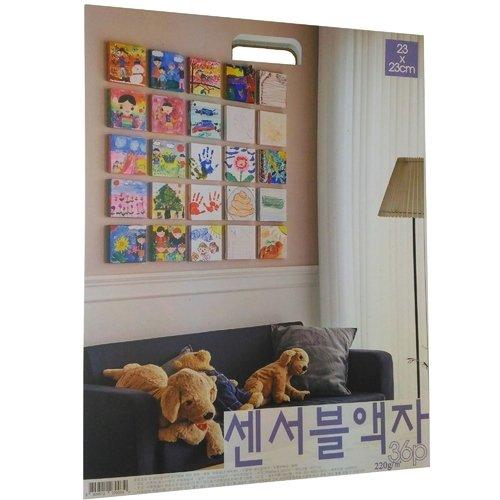 Фото - Альбом-рамка, 23 x 23 см салатник 23 см мейсенский цветок