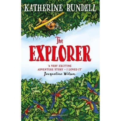 The Explorer below stairs