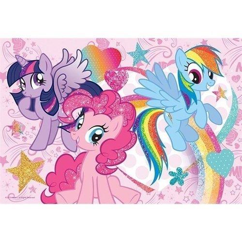Пазл My Little Pony - Гламур, 50 элементов цена
