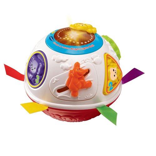 Купить Интерактивная игрушка Вращающийся мяч , Vtech, Развлекательные и развивающие игрушки