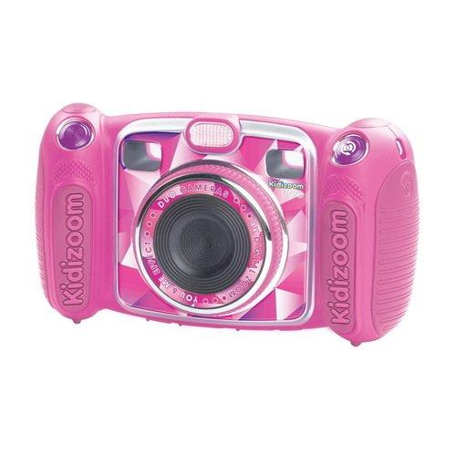 Фото - Детский фотоаппарат Kidizoom Duo, розовый детский