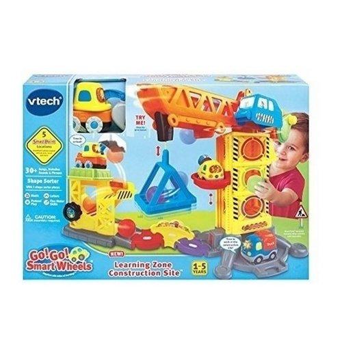 Купить Игровой набор Строительная площадка. Бип-Бип , Vtech, Развлекательные и развивающие игрушки