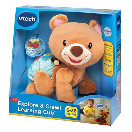 Купить Ползающий мишка, Vtech, Развлекательные и развивающие игрушки