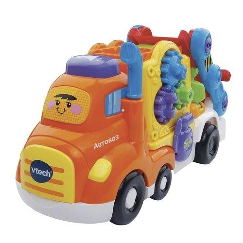 Купить Интерактивная игрушка Автовоз , Vtech, Развлекательные и развивающие игрушки