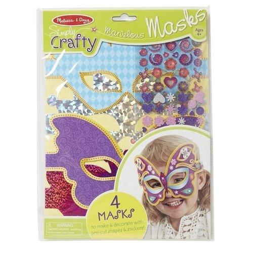 Купить Набор для творчества Создай свою маску , Melissa & Doug, Наборы для творчества