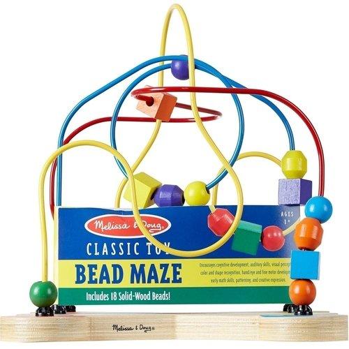 Купить Игрушка Лабиринт с бусинами , Melissa & Doug, Развлекательные и развивающие игрушки