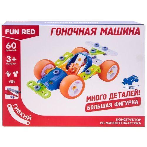 Гибкий конструктор Гоночная машина, 60 деталей гибкий конструктор гоночная машина 60 деталей