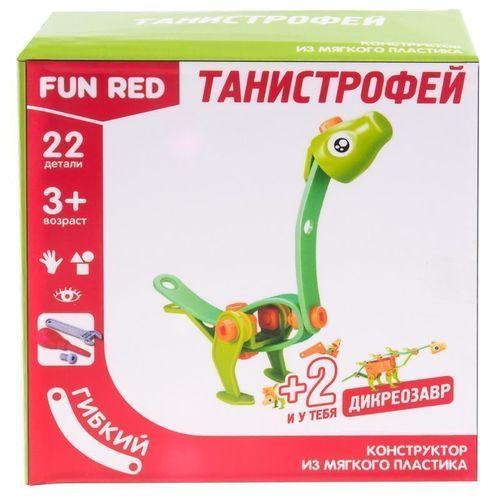 Гибкий конструктор Танистрофей, 22 детали конструктор fun red танистрофей 22 детали разноцветный