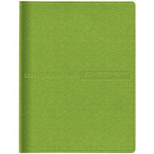 Дневник Velvet Fashion, салатовый дневник школьный кошечка 46346