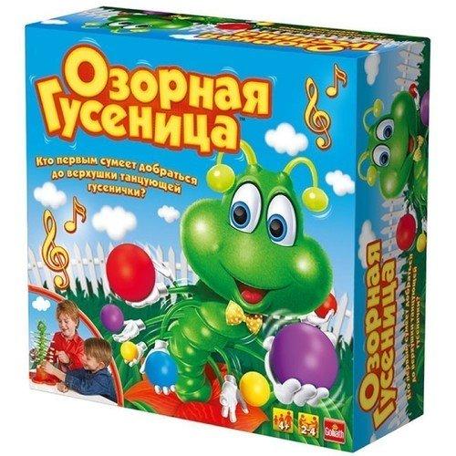 Игра интерактивная Озорная гусеница goliath настольная игра goliath веселые уточки
