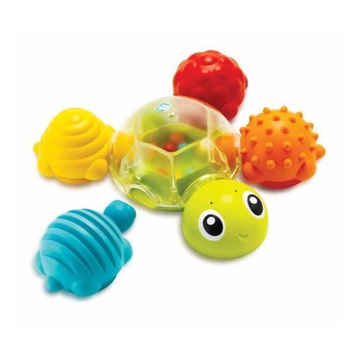 Черепаха для купания Щелкай и играй дмитриева в г развивающие занятия с малышом