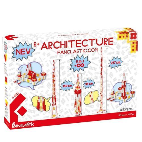 Детский конструктор Архитектура, 159 деталей архитектура