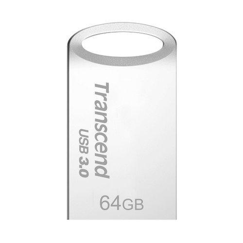 """цена на USB-флэш """"JetFlash 710S"""" 64 Gb, серебристый"""