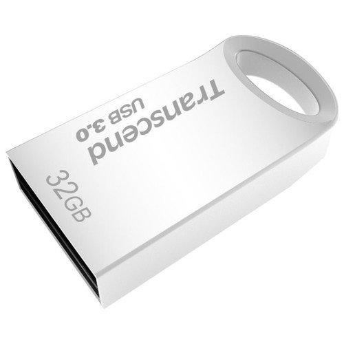 """цена на USB флэш """"JetFlash 710S"""" 32 Gb, серебристый"""