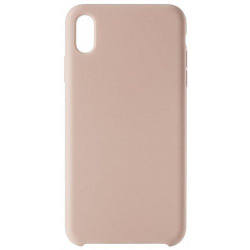 Чехол защитный Touch Case для iPhone Xs Max, светло-розовый цена