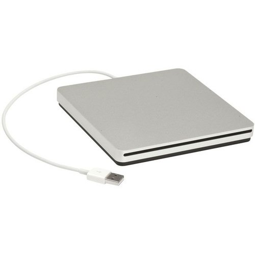 "Внешний привод ""USB SuperDrive"" apple оптический привод usb superdrive md564zm a белый"