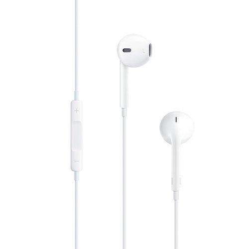 Проводная гарнитура EarPods with Remote and Mic гарнитура apple earpods mnhf2zm a