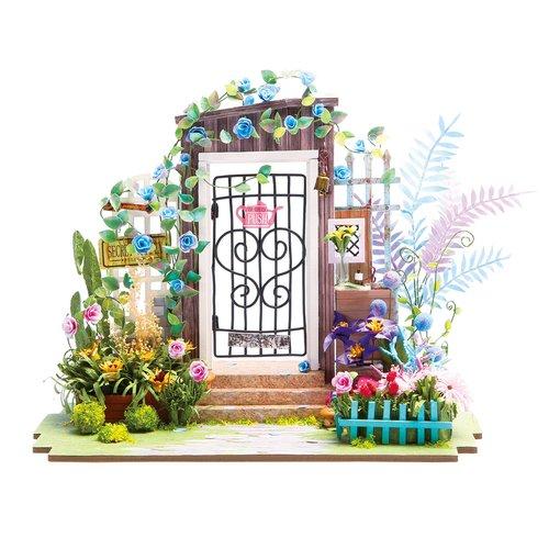 Фото - Интерьерный конструктор для творчества Цветочный сад интерьерный конструктор для творчества счастливый турист