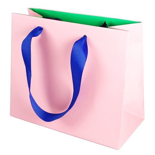 Подарочный пакет Однотонный 2 А5, розовый пакет подарочный яркий праздник однотонный цвет розовый 17 8 х 22 9 х 10 2 см