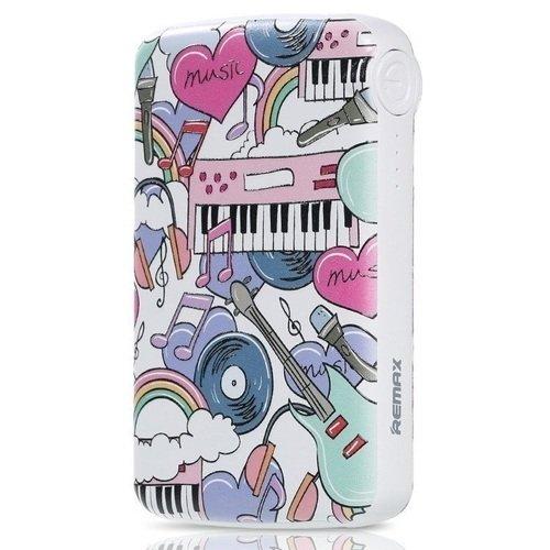 Фото - Внешний аккумулятор Coozy Music CZ-008, 10000 мАч аккумулятор