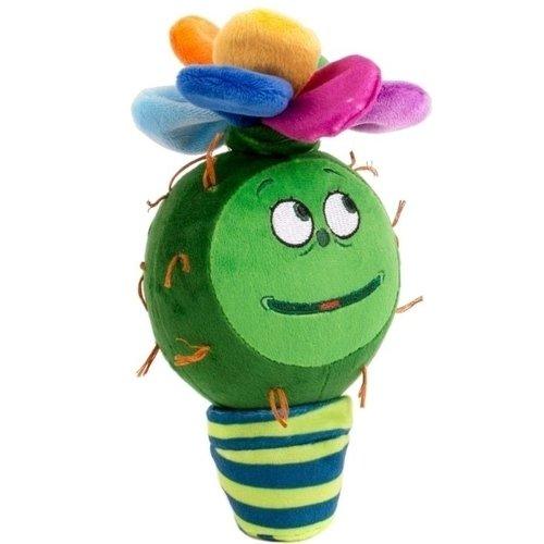 """Мягкая игрушка со звуком """"Цветик-Разноцветик"""", 20 см цена в Москве и Питере"""