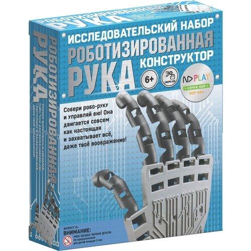 Купить Конструктор Роботизированная рука , ND Play, Конструкторы