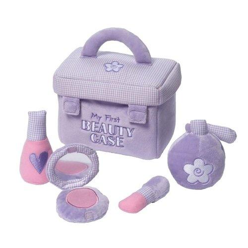 Купить Мягкая игрушка My First Beauty Case Play Set , 17, 5 см, GUND, Мягкие игрушки