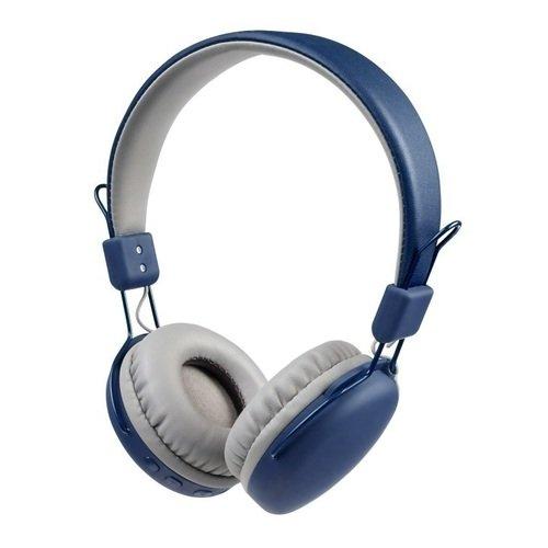 Беспроводные наушники Bluetooth Mysound BH-03 2C, синие