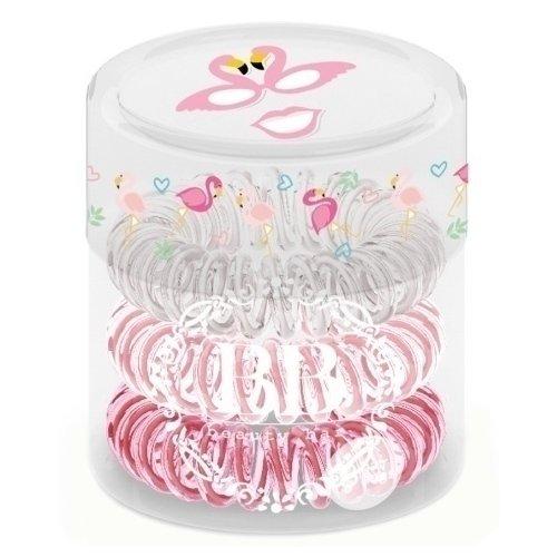 Резинки для волос Фламинго резинки beauty bar резинка для волос beauty bar акварель