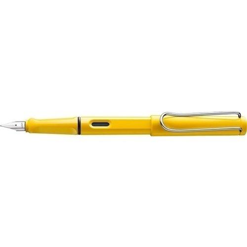 "Ручка перьевая ""018 Safari"", желтая, M цены"