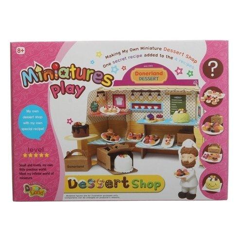 Набор для лепки Магазин десертов quot дана мебель интернет магазин quot
