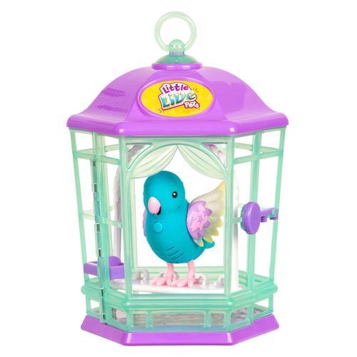 Купить Птичка с клеткой со светящимися крылышками Небесный Колокольчик , Moose, Интерактивные игрушки