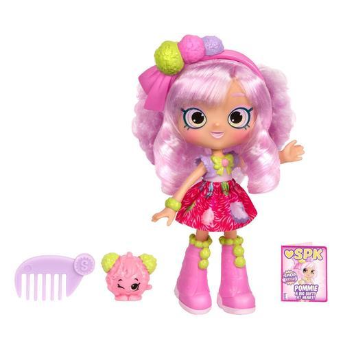 Купить Кукла Shoppies Помми , Shopkins, Куклы