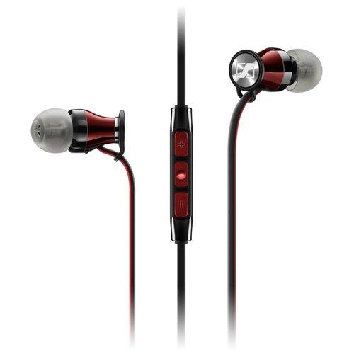 Наушники Momentum In Ear M2 IEG for Android Black analog bte ear hearing aid device mini sordos ear amplifier digital hearing aids behind the ear for elderly aparelho auditivo