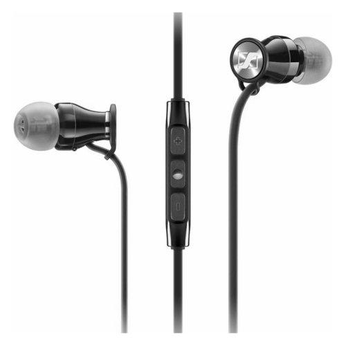 Наушники Momentum In Ear M2 IEG for Android Black Chrome analog bte ear hearing aid device mini sordos ear amplifier digital hearing aids behind the ear for elderly aparelho auditivo