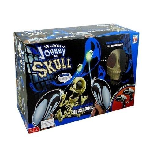Купить Проекционный тир Джонни-Черепок с 2 бластерами, Johnny the Skull, Интерактивные игрушки