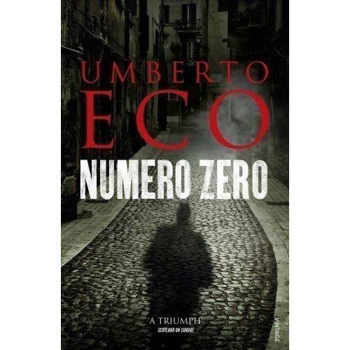 Numero Zero numero zero
