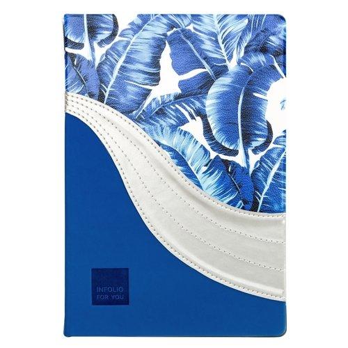 Фото - Ежедневник недатированный Wave А5, 192 стр. ежедневник студента йога желтый а5 твердая обложка 192 стр