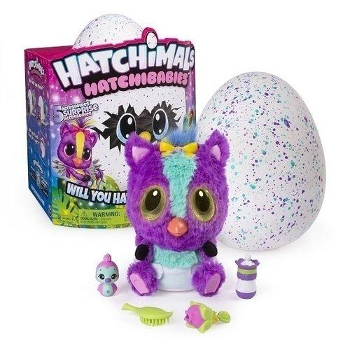 Интерактивный питомец Hatchy-малыш