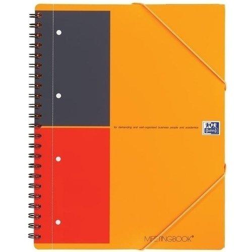 Бизнес-тетрадь International MeetingBook, A4+, 80 листов в линейку еж стайл тетрадь a little sleep любовь в линейку 38 листов