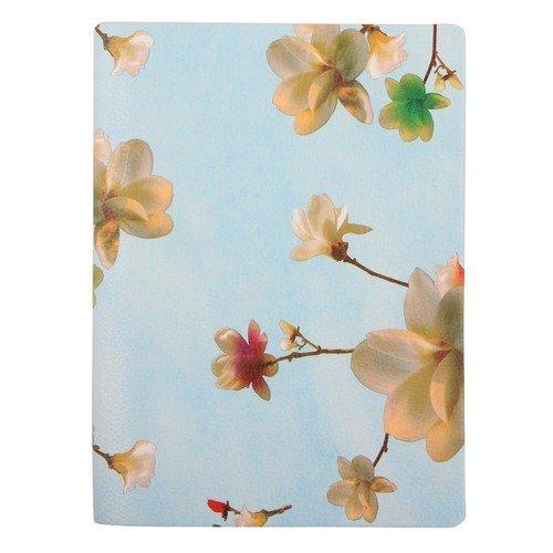Ежедневник недатированный Florian, 320 стр., 12 х 17 см, голубой ежедневник недатированный florian 14 х 20 см 320 стр голубой