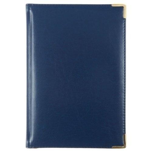 """Ежедневник недатированный """"STATUS"""" А5, синий канц эксмо ежедневник канц эксмо полет идей а5 128 листов недатированный"""