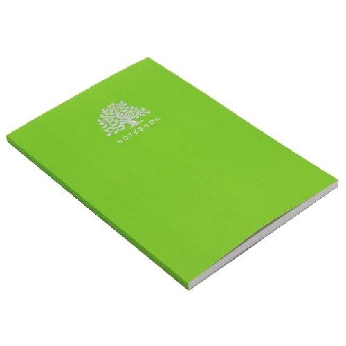 Тетрадь Летний зеленый А5, 80 листов, в клетку канц эксмо тетрадь лиса 48 листов в клетку формат а4
