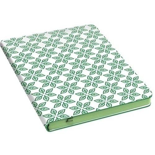 """Записная книжка """"Magic Note"""" А5, 96 листов, в линейку, зеленая"""