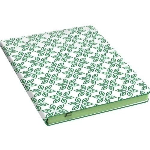 """Записная книжка """"Magic Note"""" А6+, 96 листов, зеленая"""