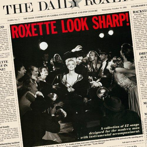 Roxette - Look Sharp! цена и фото