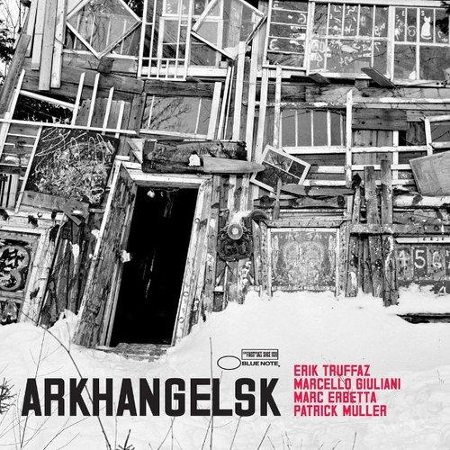 Erik Truffaz - Arkhangelsk цена и фото