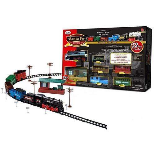 Железная дорога Santa Fe Special Train Set железная дорога kidkraft игровой набор жд станция waterfall station train set