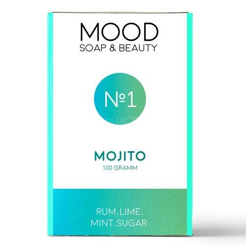 """Органическое мыло """"№1 Mojito"""" недорого"""