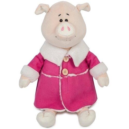 """Мягкая игрушка """"Свинка Глаша в Дубленке"""", 32 см"""